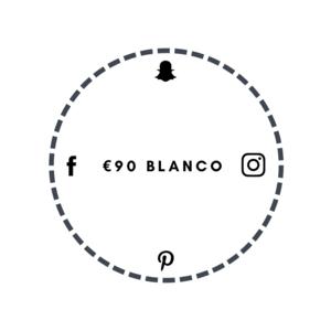 Blanco €90