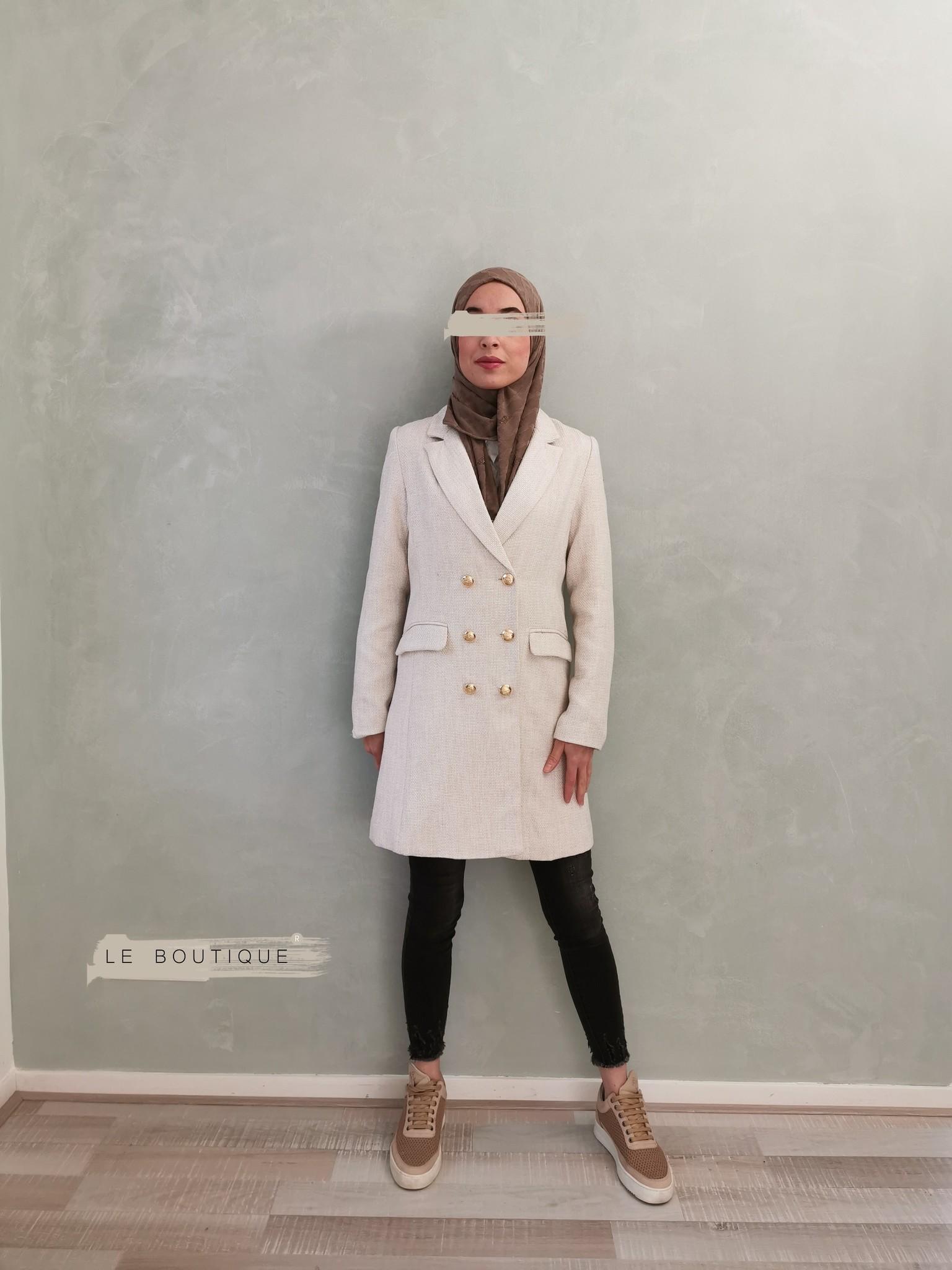 Colbert ticino (winter editie) off white
