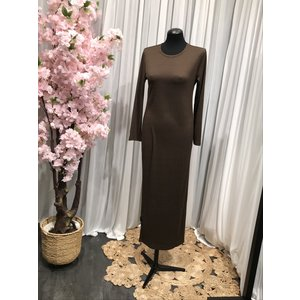 Jersey body dress slim-fit acciaroli II d-bruin