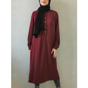 premium tuniek marcala bordeaux - Copy