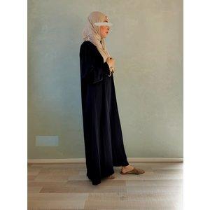 Abaya Salina donkerblauw
