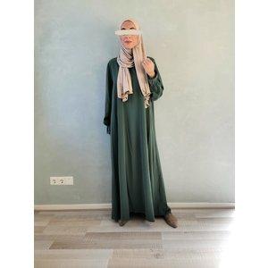 Abaya Salina Groen