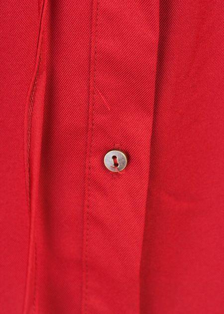 maxi jurk Pebble 055 rood