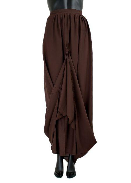 Lange maxi rok monica bruin