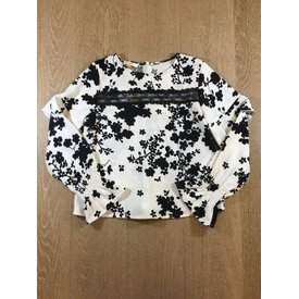 Liu Jo junior G68214T2154 camicia m/l flowery