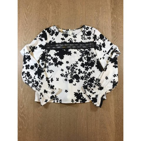 G68214T2154 camicia m/l flowery