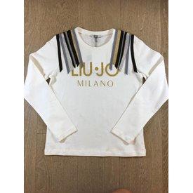 Liu Jo junior G68146J0088 t-shirt m/l gros grain