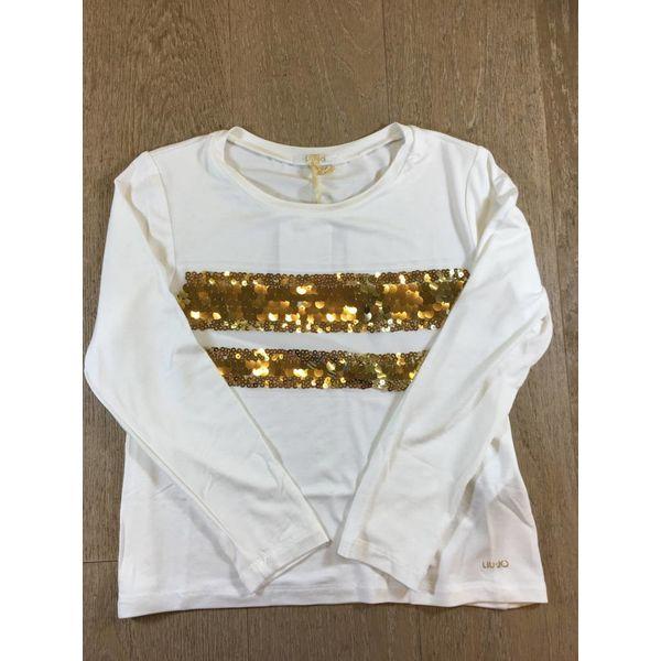 Liu Jo junior G68012J7786 t-shirt m/l swing