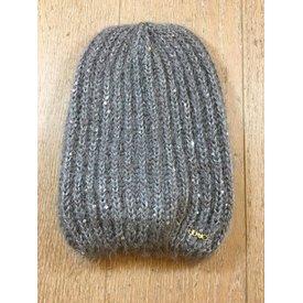 Liu Jo junior G68175MA54H cappello maglia paillettes