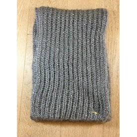 Liu Jo junior G68176MA54H sciarpa maglia paillettes