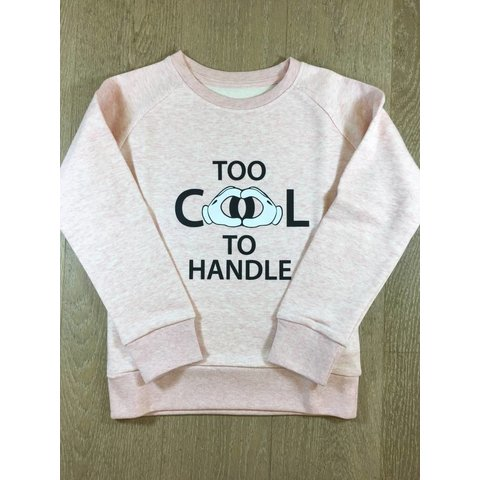 T&R Sweater Too cool to handle