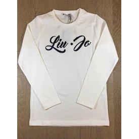 Liu Jo junior G68145J0088 t-shirt m/l logo