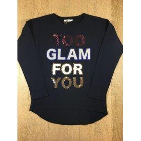 Liu Jo junior G68063J0088 t-shirt m/l glam