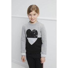 BLUE BAY GIRLS 83600518 sweater pippa 'heart'