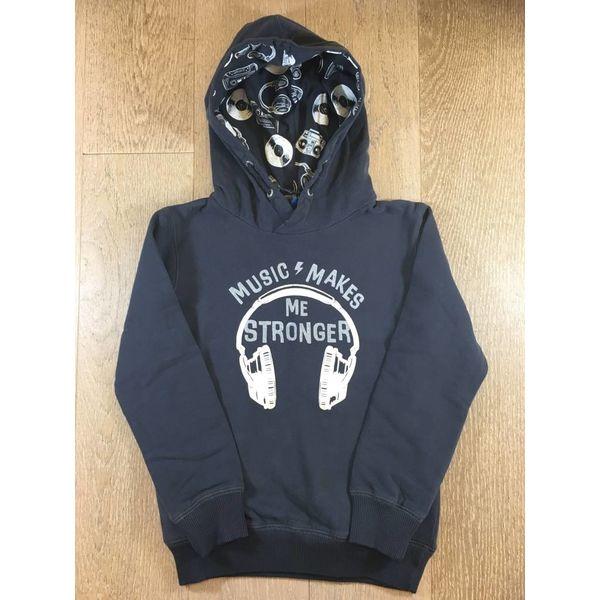 Scapa sports Boys sweater nassy music nasmumubc