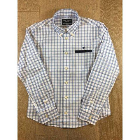 hk301324 frozen check shirt Y