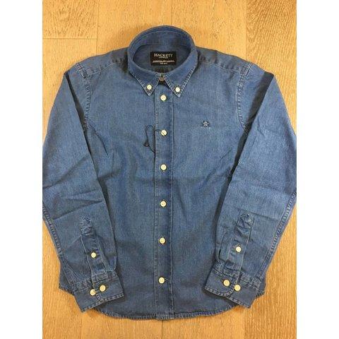 hk301326 vintage denim shirt Y