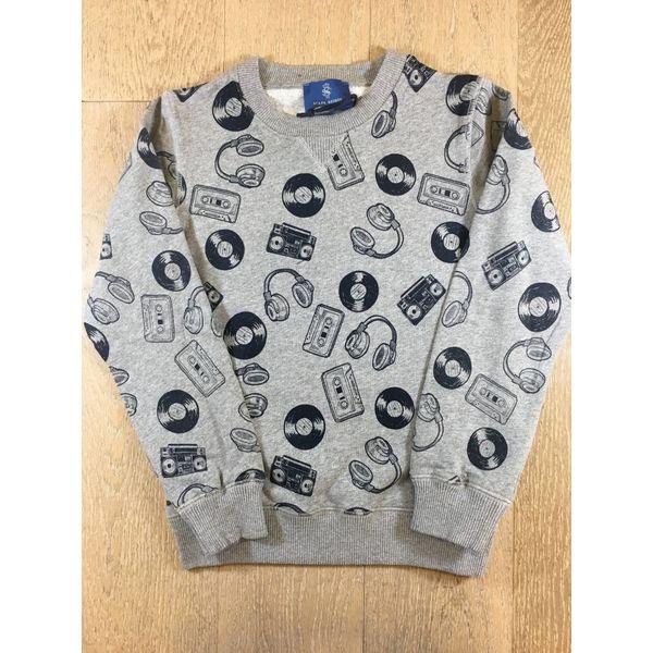Scapa sports Boys sweater dunn music dunmumubc