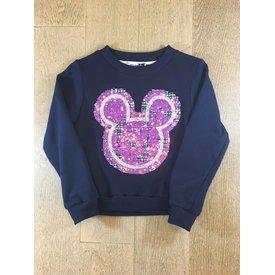 Studio IT Sweater mickey/chanel