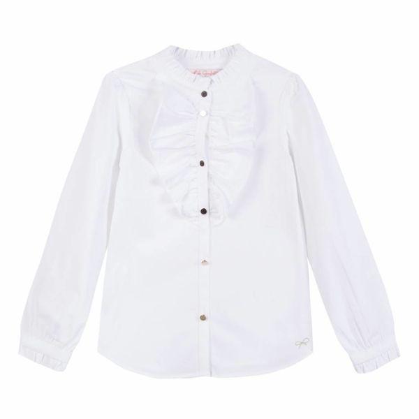 LILI GAUFRETTE 12002 Lavalliere chemise