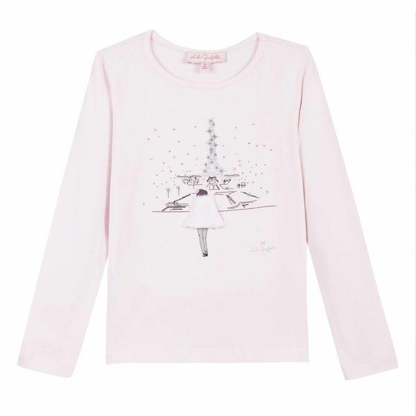 LILI GAUFRETTE 10112 Leiffel tee shirt