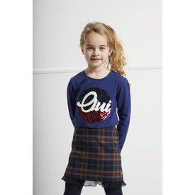 BLUE BAY GIRLS 83830218 tshirt jackie 'oui'