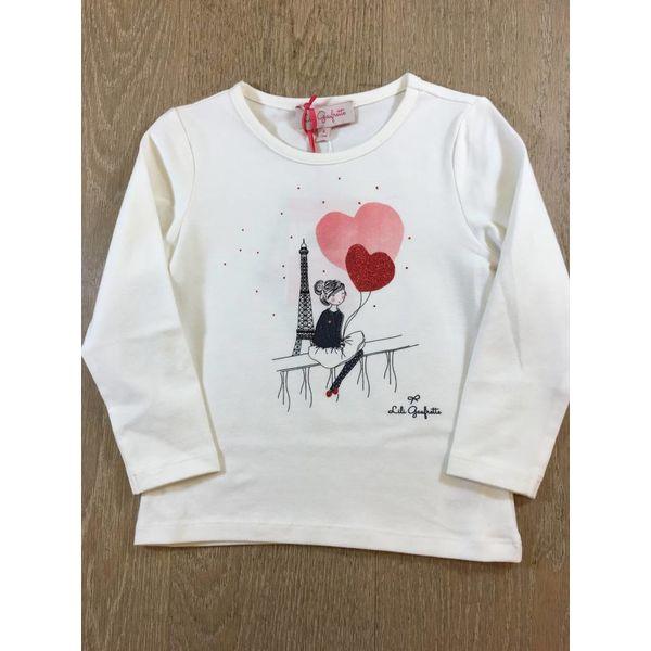 LILI GAUFRETTE 10022 Lalotta tee shirt