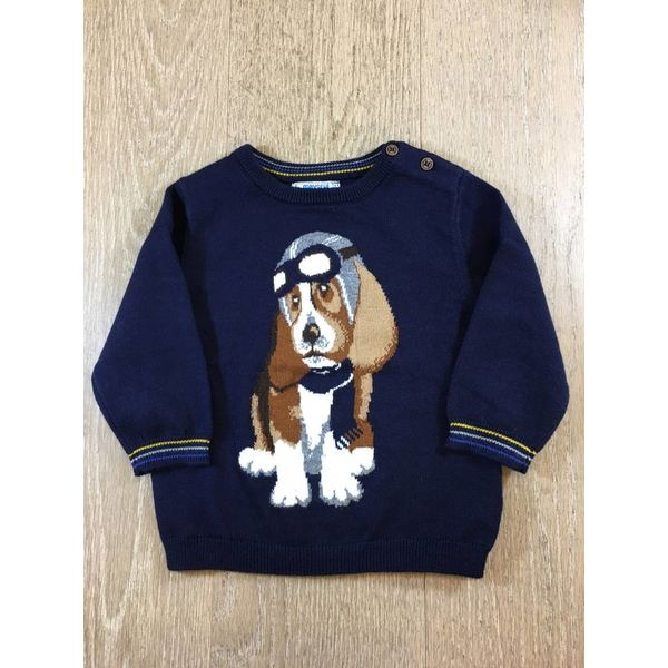 Mayoral 2318 puppy sweater