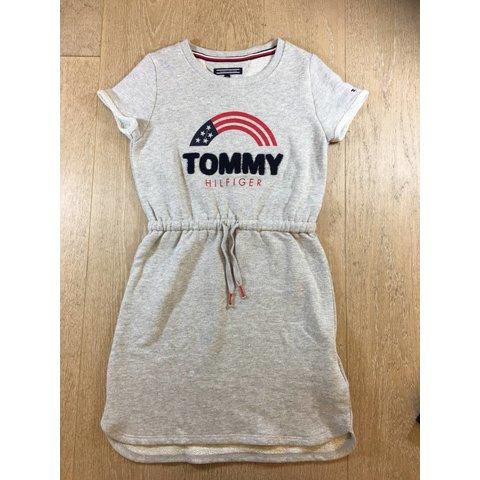KG03644 sweat shirt dress s/s
