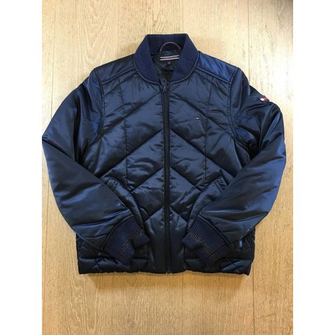 KG03625 esstential quilted padded jacket