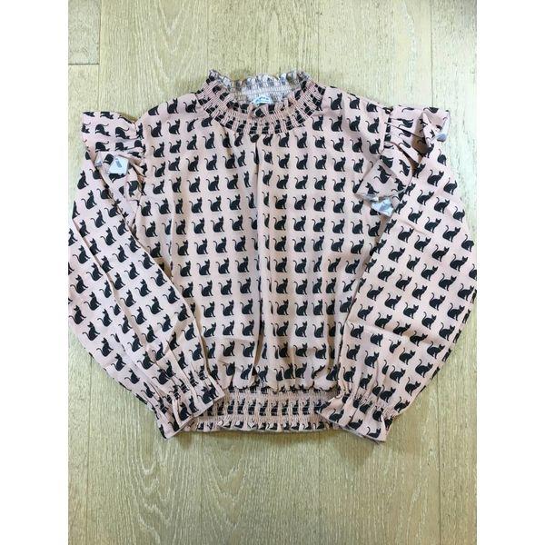 Mayoral 7114 gauze blouse