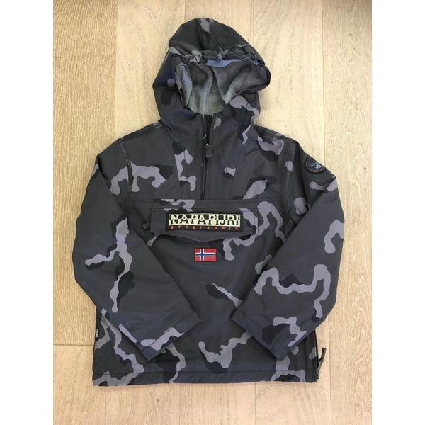 Napapijri N0YIOWF61 rainforest camou 1 jackets