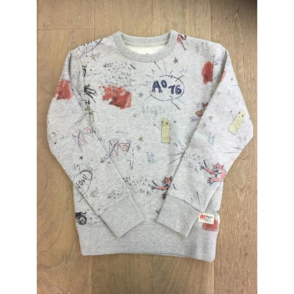 Ao76 sweater wow