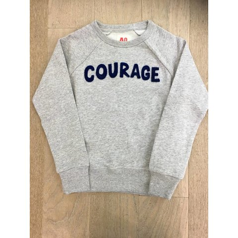 sweater courage