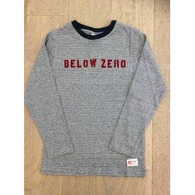Ao76 t-shirt below zero