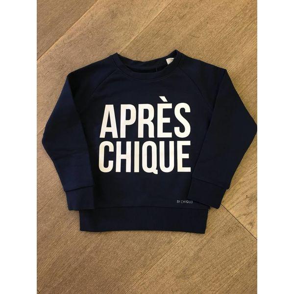 By Chique Sweater Apres chique
