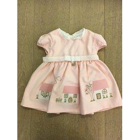 Mayoral 2928 embrided dress