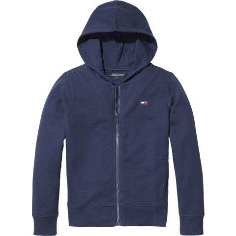 KB04032 essential hilfiger zip hoodie