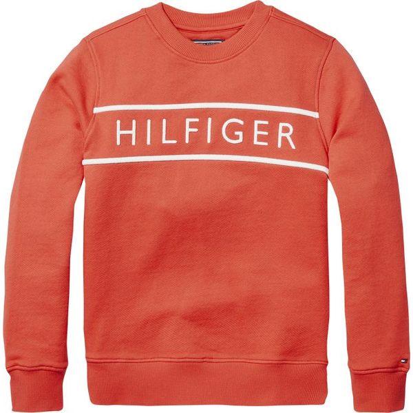 Tommy hilfiger pre KB04039 3d embroidery sweatshirt