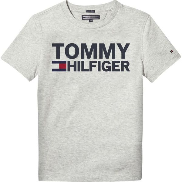 Tommy hilfiger pre KB04078 essential graphic tee s/s