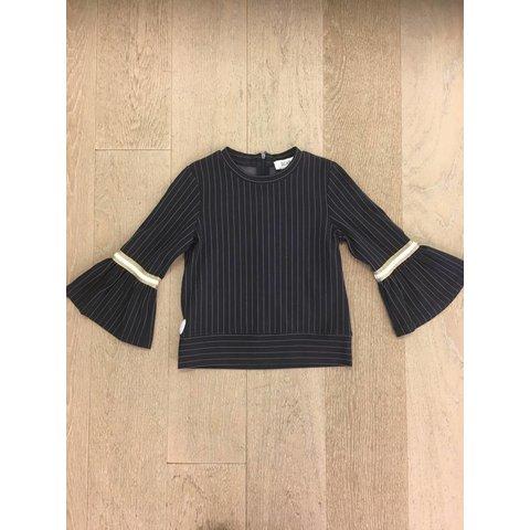 Girls sweater nevada stripes nevadvsin