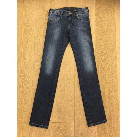 S549 B01 Sioux crispy-10 Brad trousers