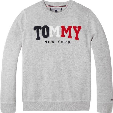KB04259 tommy towelling sweater