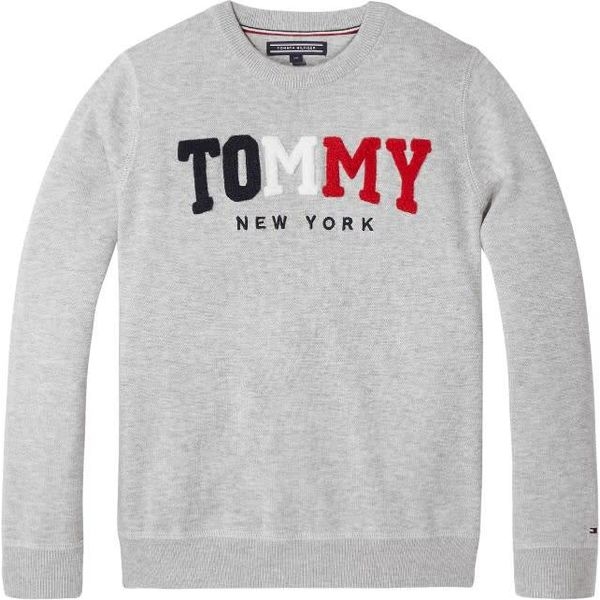 Tommy Hilfiger KB04259 tommy towelling sweater