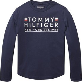 Tommy Hilfiger KB04277 essential tommy tee l/s