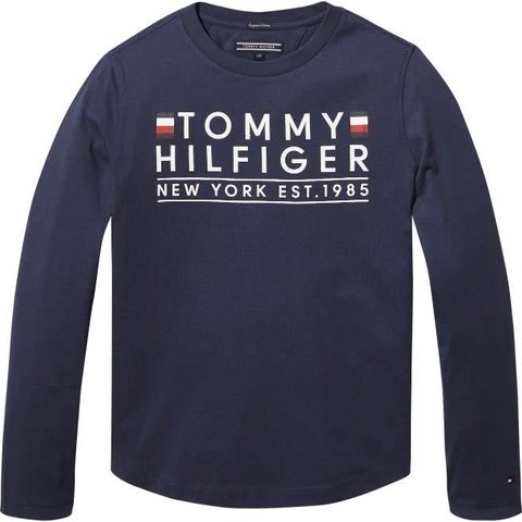 KB04277 essential tommy tee l/s
