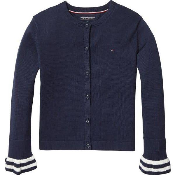 Tommy hilfiger pre KG03723 ruffle cardigan