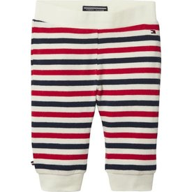 Tommy hilfiger newborn KN00894 baby double stripe pants