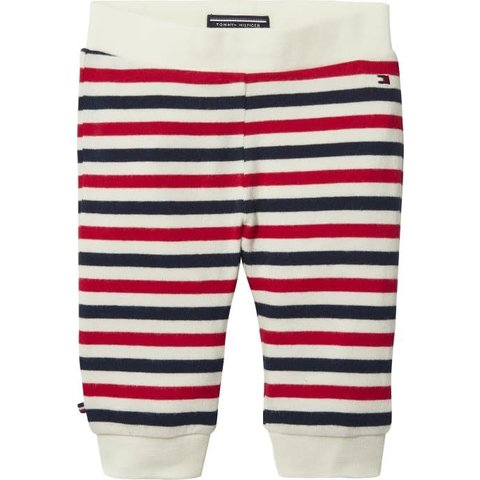 KN00894 baby double stripe pants
