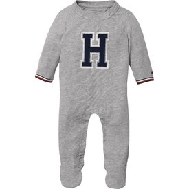 Tommy hilfiger newborn KN00869 baby global coverall